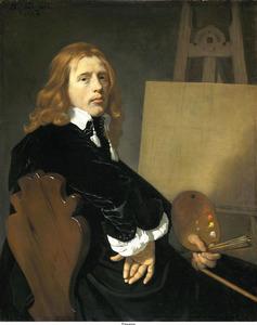 Portret van Paulus Potter (1625-1654)