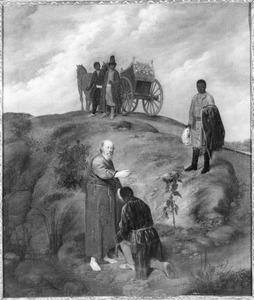 De doop van de kamerling (Handelingen 8:26-40)