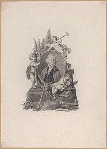 Portret van Jan Jansz. Gildemeester (1744-1799)