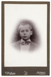Portret van Frank Arie Diepenhorst (1897-1911)