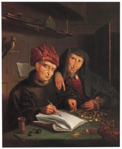 Twee belastingontvangers
