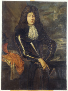 Portret van Philips van der Goes (1651-1707), Vice-Admiraal ter admiraliteit van de Maze