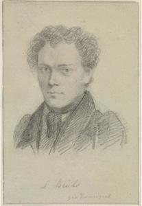 Portret van Louis Joseph Brüls (1803-1882)