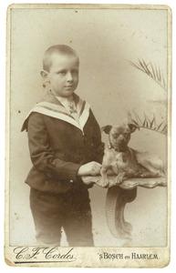 Portret van Daniel Adolf Camerling Helmolt (1886-1960)