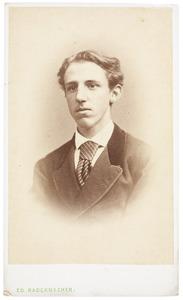 Portret van Engel Pieter de Monchy (1836-1919)