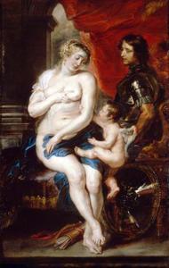 Mars, Venus en Amor