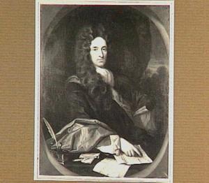 Portret van Marc Rodolphe Constant de Rebecque (1671-1701/02)