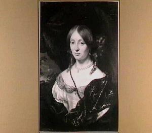 Portret van Odilia Calkoen (1641-1707)
