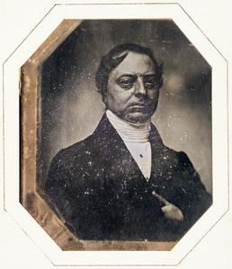 Portret van Petrus Couwenburg Burgerhoudt (1805-1872)