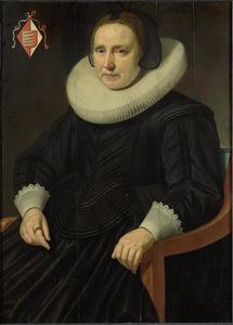 Portret van Sara Sweerts de Weert