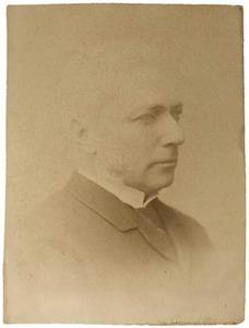 Portret van Frederik Johan Constantijn Schimmelpenninck (1829-1906)
