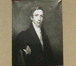 Portret van Guillaume Groen van Prinsterer (1801-1876),
