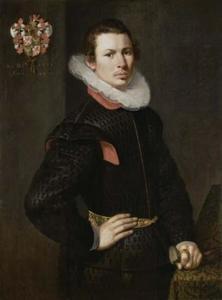 Portret van Gerbrandt Buyck (..-1613)