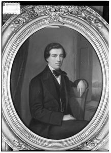 Portret van Jan Werner van Pallandt (1835-1907)