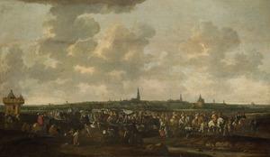 Uittocht van de Spaanse bezetting van Breda, 10 oktober 1637