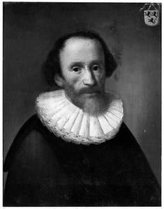 Portret van Herman Hallincq (1573-....)