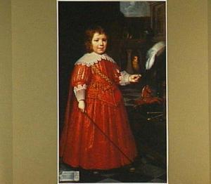Portret van Joannes de Ruyter (ca. 1627-1678)