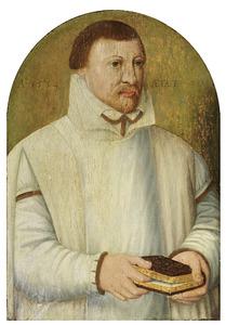 Portret van een 40-jarige man