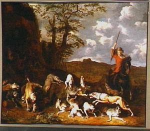 Wildezwijnenjacht