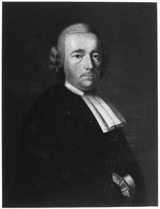 Portret van Hermannus Ulrich Huber (1737-1797)