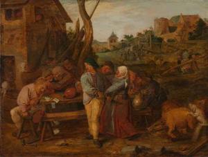 Boerenvechtpartij