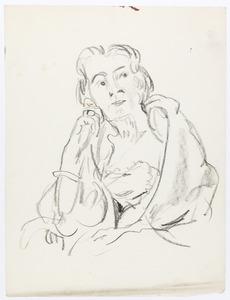 Ulla van Ommen- Sewe, verzetsvrouwe