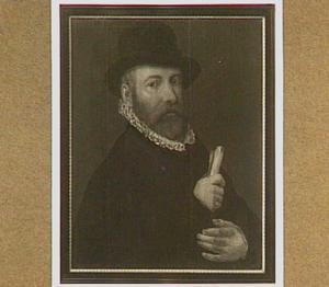 Portret van Wouter Crabeth