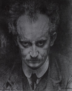 Portret van Arthur van Schendel (1874-1946)