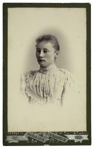 Portret van Maria de Lavieter (1867-1895)