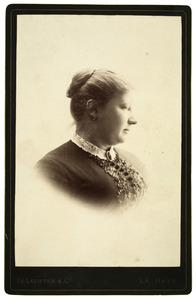 Portret van Sophia Susanna de Lavieter (1844-1928)