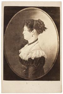 Portret van Alyda Catharina Tullingh (1789-1867)