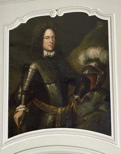 Portret van Adolf Werner van Pallandt (1656-1706)
