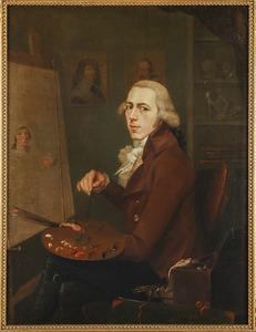 Portret van Gijsbertus Johannes van den Berg (1769-1817)