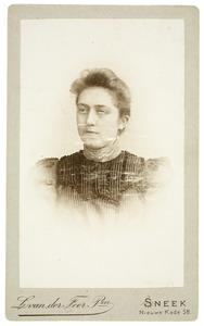 Portret van Trijntje Heeg (1880-1954)