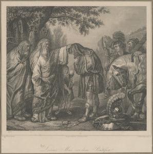 Decius Mus wordt door de hogepriester ten dode gewijd