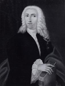 Portret van Daniel Theodorus van Hamel (1719-1782)