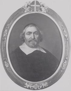 Portret van Jacob van Couwenhoven (?-1661)