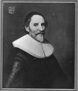 Portret van François van Aerssen van Sommelsdijk (1572-1641)