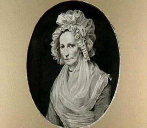 Portret van Johanna Brodden (1747-1813)