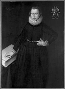 Portret van Willem Kelffken (1602-....)