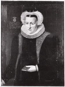 Portret van Walrave van Haeften (1549-1611)