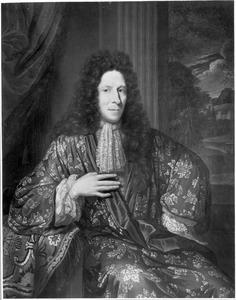 Portret van Jacob Meerman (1647-1712)