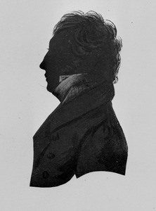 Portret van Abraham Anton van Vloten (1801-1873)