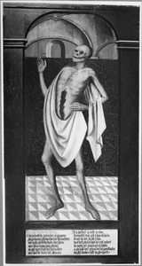 Haarlemse gravenportretten: de Dood