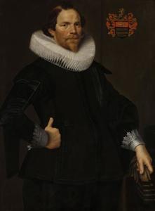 Portret van Pieter van Son