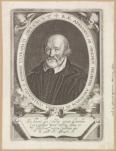 Portret van Adrianus van Oirschot (1542-1622)