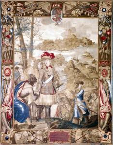 De inname van Marstrand, 23 juli 1677