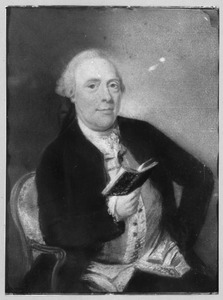 Portret van mogelijk Rutger Tulleken (?-1800)