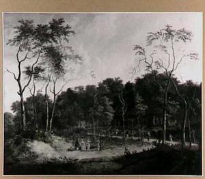 Het Haagse Bos in Den Haag