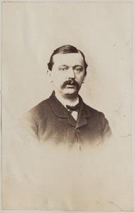 Portret van een man uit familie Bienema